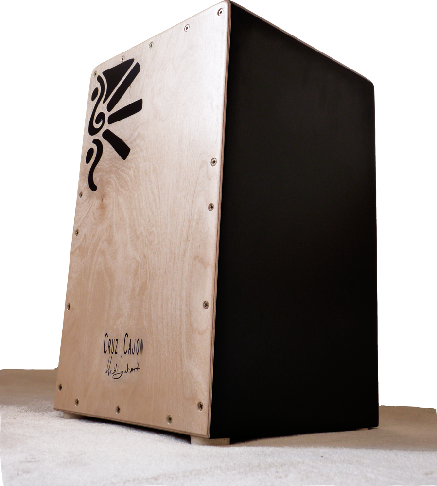 Cruz Cajon with Natural front plate