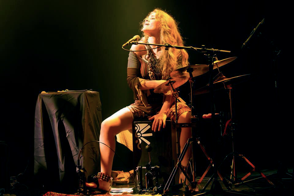 Benni Chawes concert Heidi