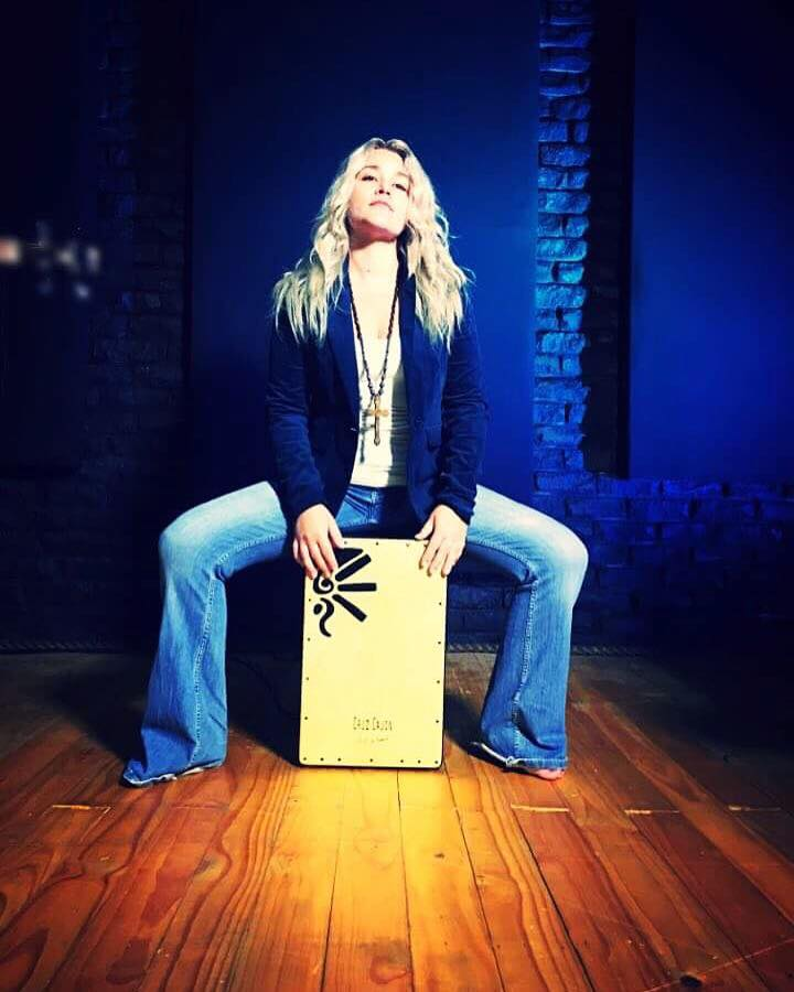 Heidi Joubert's step-by-step cajon video method lessons will be out soon