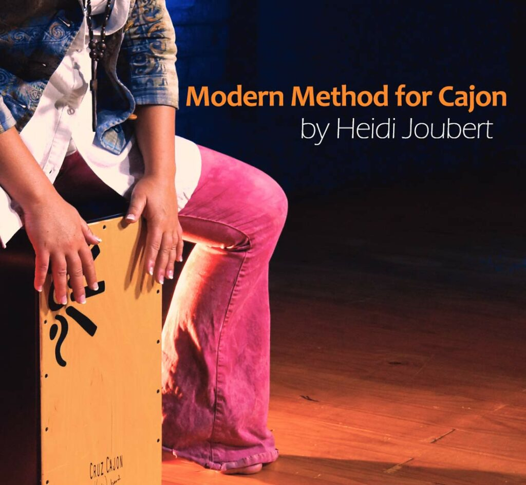 Modern Method for cajon